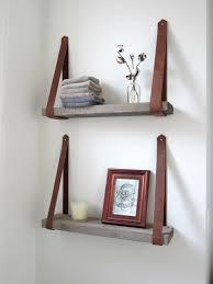 Homemade Wooden Shelves by 10 Stylish Diy Shelves Shelving And Shelves