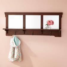 Entryway Mirror Shelf 52