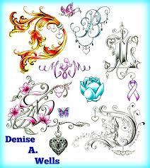 dreams u2022 u2022 tattoo design by denise a wells