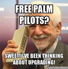 Old Cell Phone Meme - pilot