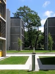 campus living rough u0026 milne landscape architects