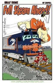 Chiefs Broncos Meme - cb criss harris jr celebrates huge play with dc jdr in 2013 season