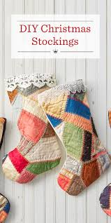 Homemade Christmas Stockings by Diy Christmas Stockings Hallmark Ideas U0026 Inspiration