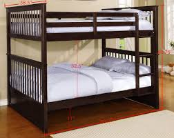 Full Double Bed Bedding Twin Over Full Bunk With Stairs Plans Size Desk Double