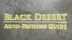 guide black desert afk leveling guide auto path strength stamina