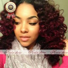 online get cheap red ombre lace wig human hair aliexpress com