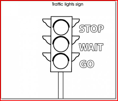 road safety signs worksheets 8 best images of traffic safety bingo