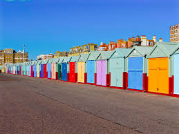 Colorful Beach Houses by 5 Fun Free Things To Do In Brighton England Home Behind The