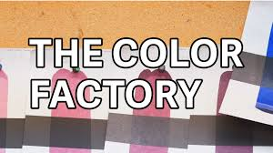 Pantone Colors by Inside The Pantone Color Factory Youtube