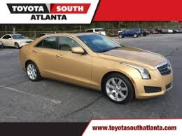 used ats cadillac for sale used cadillac ats for sale in atlanta ga 45 used ats listings