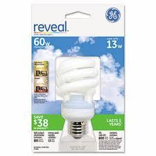 ge energy smart cfl light bulbs 13 watt 60w equivalent ge energy smart compact fluorescent spiral light bulb spiral 13