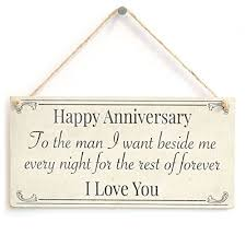 wedding anniversary gift for husband wedding anniversary gifts for husband co uk