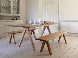 wood dining table with bench and chairs tags fabulous bench