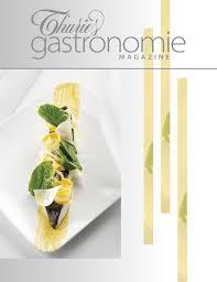 histoire de la cuisine et de la gastronomie fran軋ises thuriès gastronomie magazine 230 histoire de chef