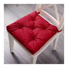 cuscini per sedie cucina ikea ikea malinda cuscino per sedia coprisedia colore 40 35x38x7cm