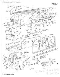 82 camaro z28 parts 82 87 camaro door exploded diagram third generation f
