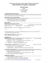 Effective Resume Templates Resume Templates Cctv Operator Sample Of Making Resume Sample