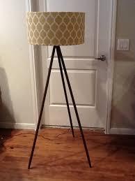 Floor Lamps Ideas Tripod Floor Lamp For A Modern Look Inoutinterior