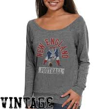 cheap junk food new england patriots women u0027s triblend off shoulder