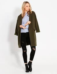 boyfriend coat dotti nz