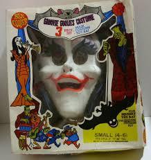 kennedy mask halloween vintage 1971 ben cooper halloween mask costume groovie goolies