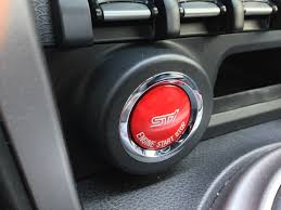 jdm subaru brz sti jdm push start button 13 subaru brz u0026 scion fr s