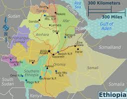Map Of Ethiopia Omo Np U0026 Surma Quraiinn U2013 Simien Mountain Trekking And Tours