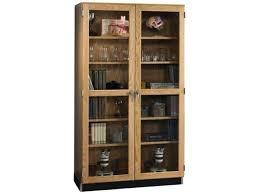 Media Cabinet Glass Doors Cd Media Storage Cabinet With Glass Doors Media Storage Cabinet