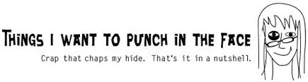 i want to punch in the