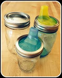 mason jar turned sippy cup 5 steps with pictures