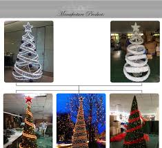 large led christmas ball motif lighting artificial tree for