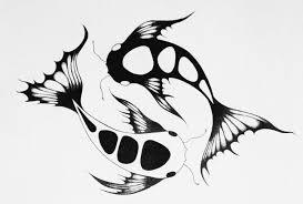 yin and yang koi fish by wylissa11 on deviantart