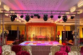 Stage Decoration Ideas 6 Stunning Stage Décor Ideas For Desi Weddings U2013 Concept One Studios