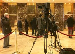 trump gold apartment the most important elevator in new york who u0027s riding to the top