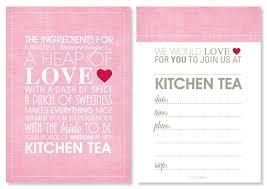 kitchen tea invitation ideas invitation wording kitchen tea invitation ideas
