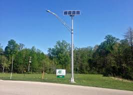 solar lighting commercial solar powered led lighting systems by sepco