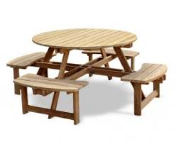 wooden picnic tables teak picnic benches corido