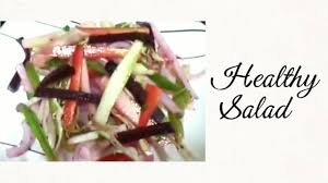 healthy weight loss salad recipe easy salad recipe indian