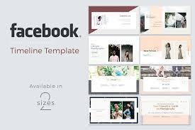 facebook cover template facebook templates creative market