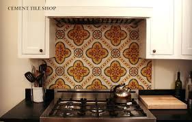 Mediterranean Tiles Kitchen Mediterranean Backsplash Tile Kitchen Cement Tile Shop Blog Wed