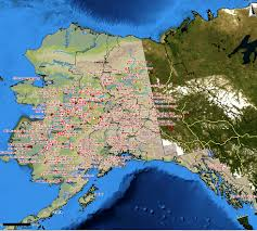 Wildfire Map America by Alaska U0027s Wildfires Increase Southwest Communities Evacuate