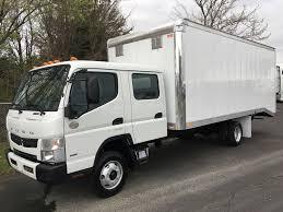 truck mitsubishi fuso mitsubishi fuso crew cab landscape triad freightliner greensboro