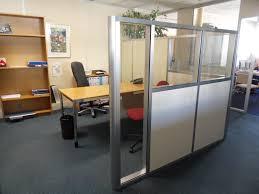 les de bureaux les types de cloisons amovibles espace cloisons alu espace