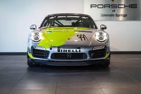 used porsche 911 turbo s for sale 2014 porsche 911 turbo s pikes peak race car for sale in colorado