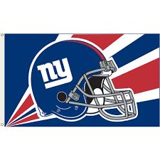 New Yorks Flag New York Giants 3 Ft X 5 Ft Flag Giants Helmet