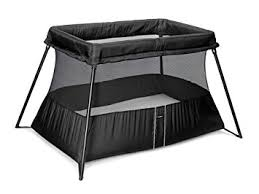 Amazon Com Babybjorn Travel Crib Light 2 Black Discontinued By