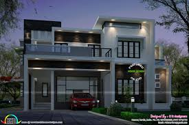 2883 sq ft contemporary style house kerala home design bloglovin u0027