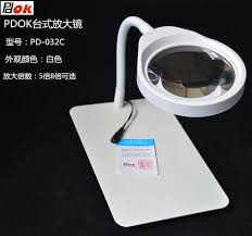 workbench magnifying glass with light magnifying glass table l with elderly industrial electronics