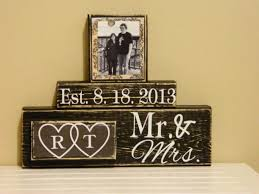 monogrammed anniversary gifts personalized wedding gifts ideas and unique wedding gifts