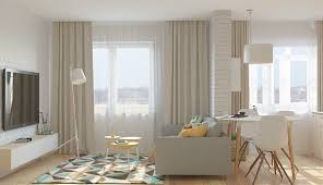 living room colorful window curtains table sets list of fabric